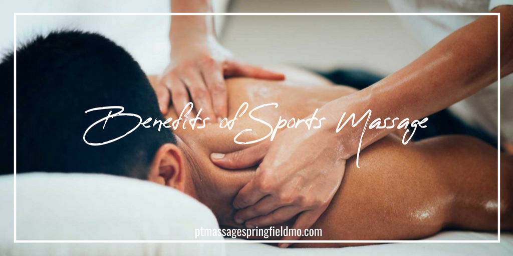 Precision Wellness Therapeutic Massage and Esthetics Benefits of Sports Massage
