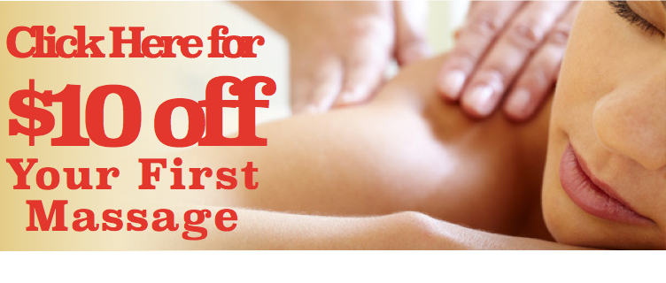 $10 off Massage website banner, Massage Springfield Mo