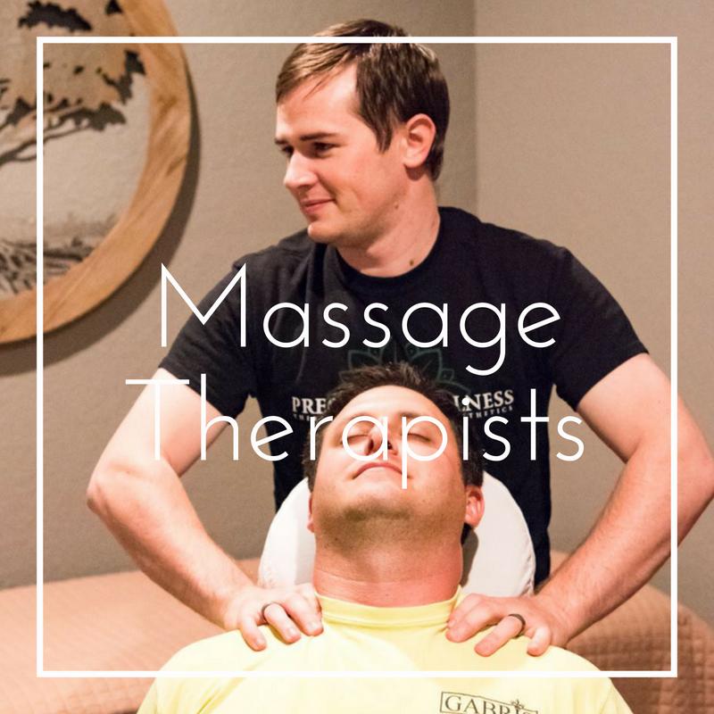 Precision Wellness Therapeutic Massage and Esthetics Massage Therapists