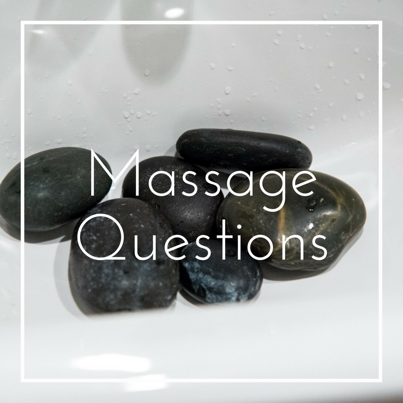 Precision Wellness Therapeutic Massage and Esthetics Massage Questions and Answers