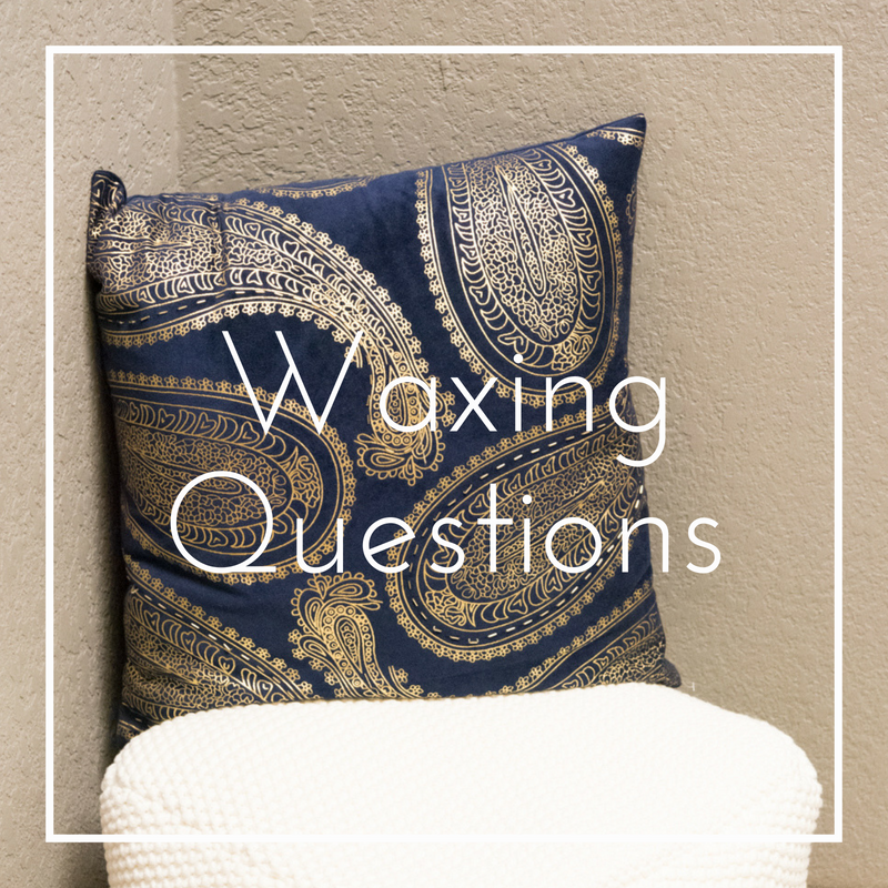 Precision Wellness Therapeutic Massage and Esthetics Waxing Questions and Answers