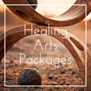 Precision Wellness Therapeutic Massage and Esthetics Healing Arts Packages Button