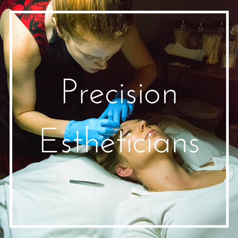 Precision Wellness Estheticians 2020